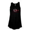 Al Rojo Vivo Women's Flowy Tank Top