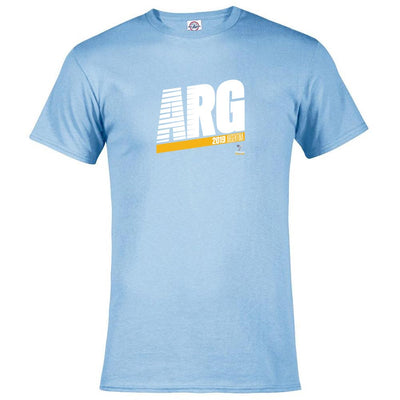 Argentina Short Sleeve T-Shirt-Shop Telemundo