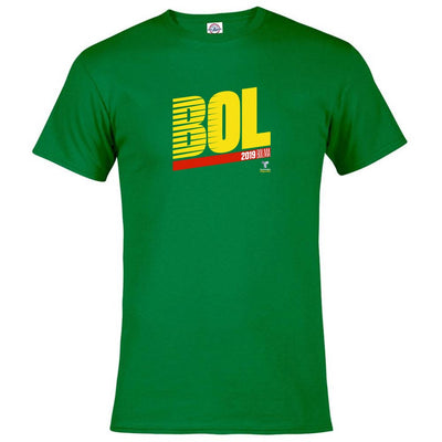 Bolivia Short Sleeve T-Shirt-Shop Telemundo