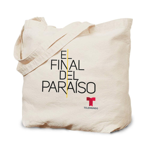 El Final del Paraíso Canvas Tote