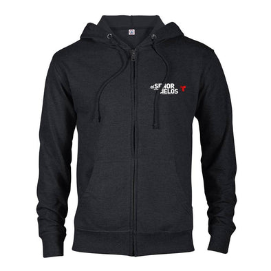 El Señor de los Cielos Lightweight Zip Up Hooded Sweatshirt-Shop Telemundo
