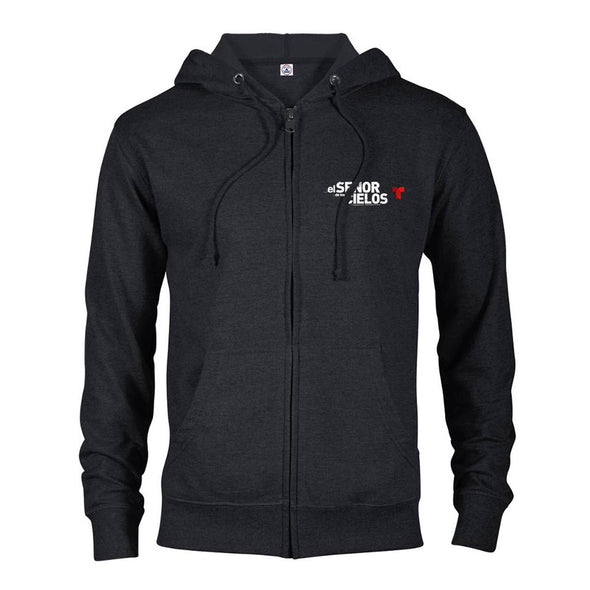 El Señor de los Cielos Lightweight Zip Up Hooded Sweatshirt