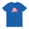 I Love Jenni Logo Men's Short Sleeve T-Shirt