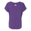 I Love Jenni Women's Tri-Blend Dolman T-Shirt