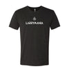 Larrymania Logo Men's Tri-Blend Short Sleeve T-Shirt
