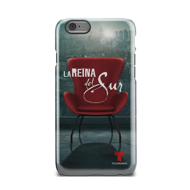 La Reina Del Sur Red Chair Tough Phone Case-Shop Telemundo