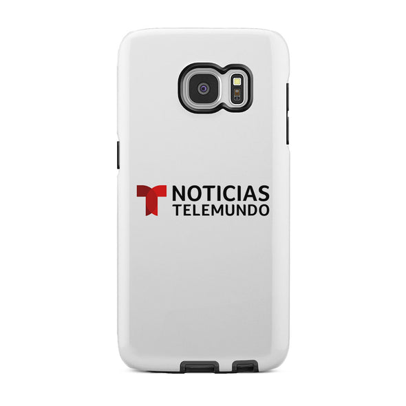Noticias Telemundo Logo Tough Phone Case