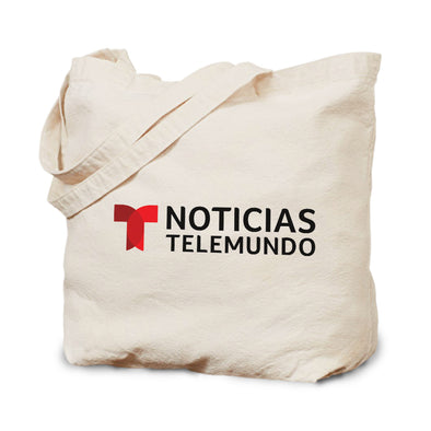 Noticias Telemundo Logo Canvas Tote Bag