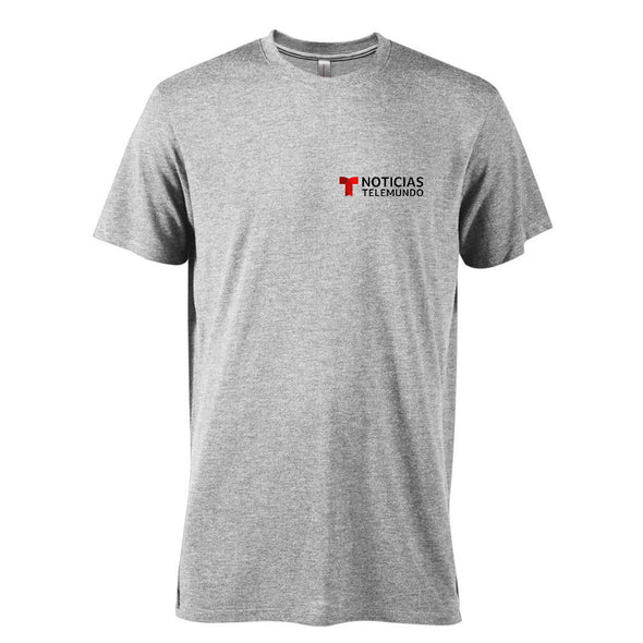Noticias Telemundo Logo Men's Tri-Blend T-Shirt