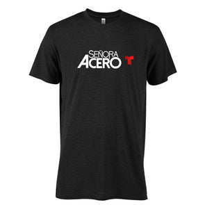 Señora Acero Men's Tri-Blend T-Shirt