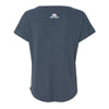 The Riveras Women's Tri-Blend Dolman T-Shirt