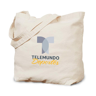 Telemundo Deportes Canvas Tote Bag
