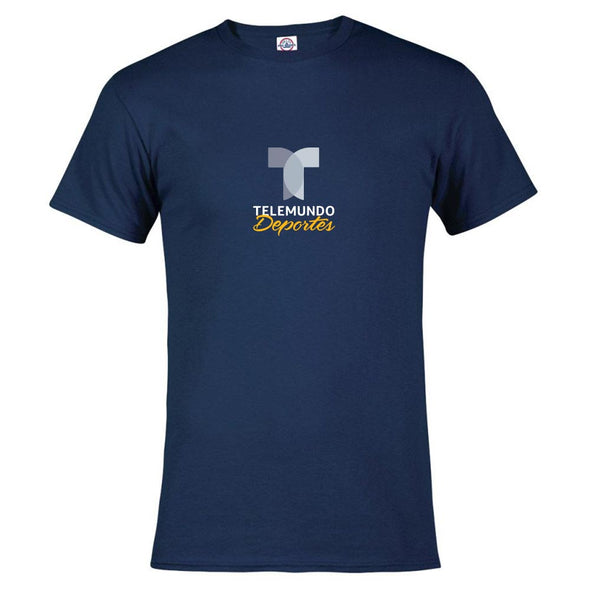 Telemundo Deportes Men's Short Sleeve T-Shirt
