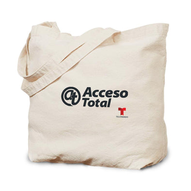 Acceso Total Canvas Tote Bag