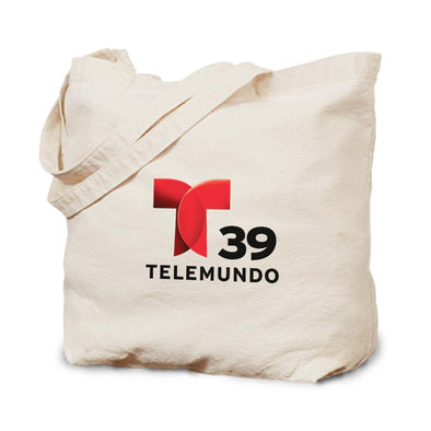 Telemundo Dallas Canvas Tote Bag