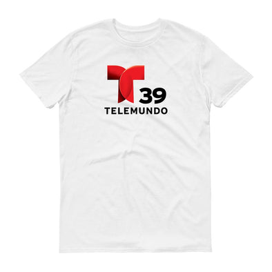 Telemundo Dallas Men's Short Sleeve T-Shirt