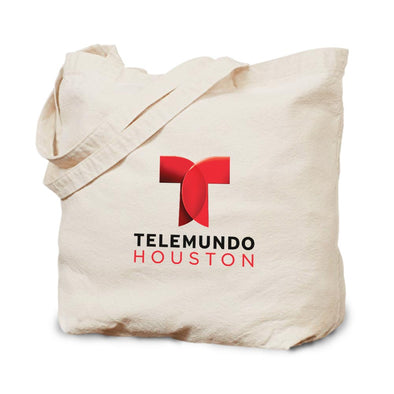 Telemundo Houston Canvas Tote Bag