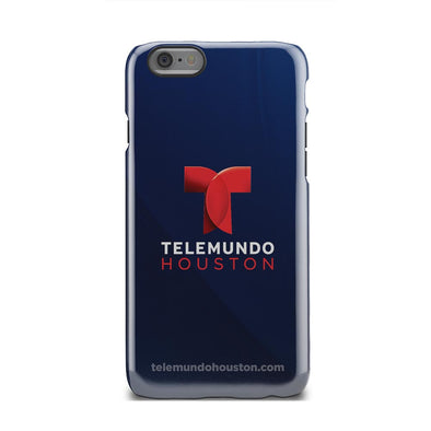 Telemundo Houston iPhone Tough Case