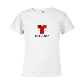 Telemundo Logo Toddler Short Sleeve T-Shirt