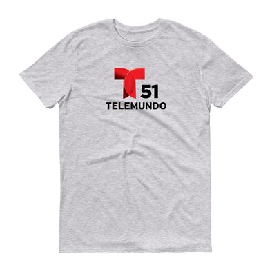 Telemundo Miami Men's Short Sleeve T-Shirt