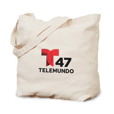 Telemundo New York Canvas Tote Bag