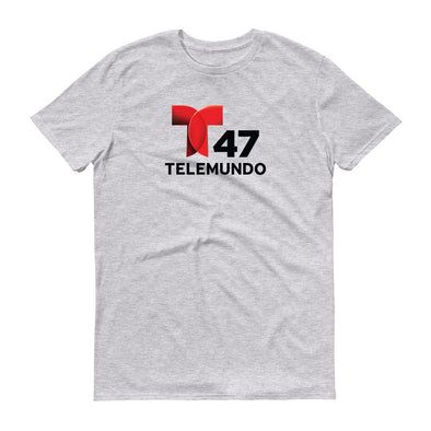 Telemundo 47 New York Men's Short Sleeve T-Shirt