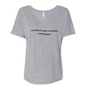 The Riveras Strength (Spanish) Women's Slouchy V-Neck T-Shirt