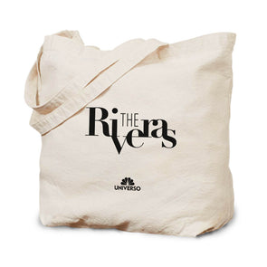 The Riveras Logo Canvas Tote Bag