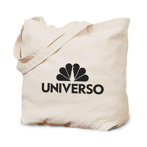 Universo Logo Canvas Tote Bag