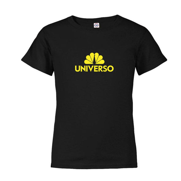Universo Logo Kids Short Sleeve T-Shirt