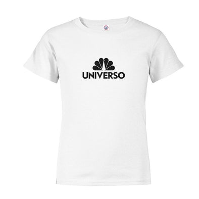 Universo Logo Toddler Short Sleeve T-Shirt