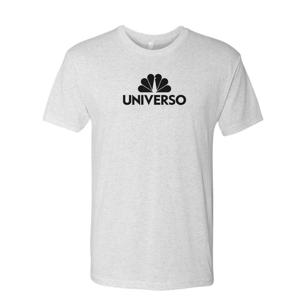 Universo Logo Men's Tri-Blend Short Sleeve T-Shirt