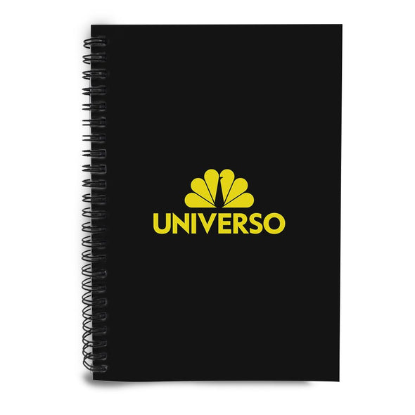 Universo Logo Notebook