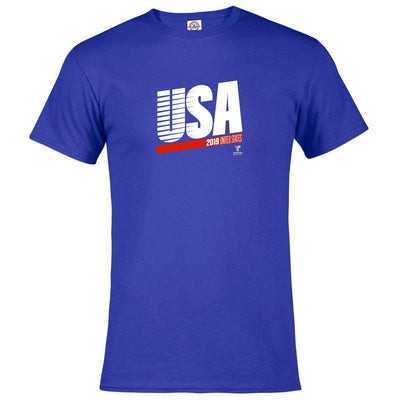 USA Short Sleeve T-Shirt-Shop Telemundo