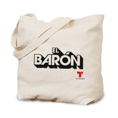 El Barón Canvas Tote Bag