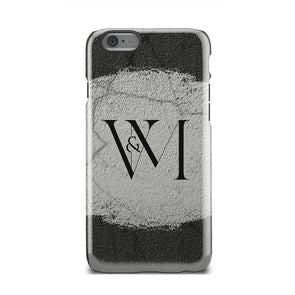 Betty en NY V&M Logo iPhone Tough Case
