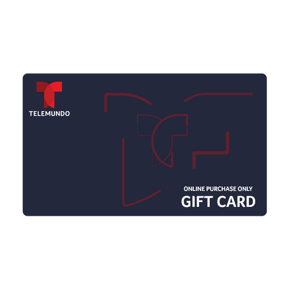 Shop Telemundo Online eGift Card