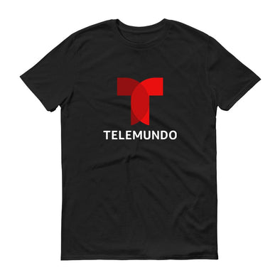 Telemundo Logo Men's Short Sleeve T-Shirt