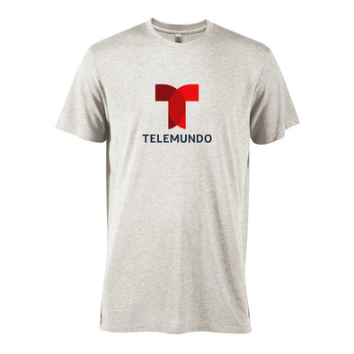 Telemundo Logo Men's Tri-Blend T-Shirt