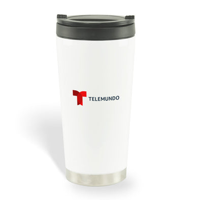 Telemundo Logo Travel Mug