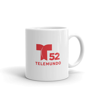 Telemundo Los Angeles White Mug