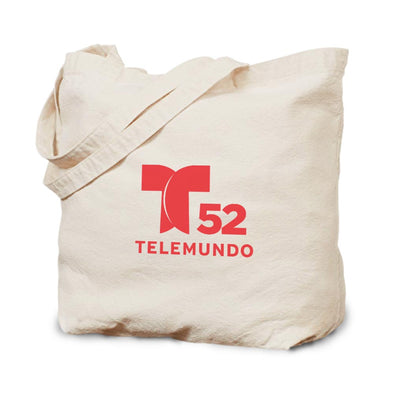 Telemundo Los Angeles Canvas Tote Bag