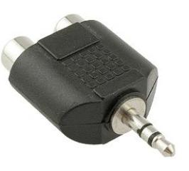 "3.5MM (1/8""} to RCA Audio Adapters"