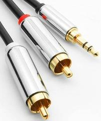 "3.5MM (1/8""} to RCA Cables"