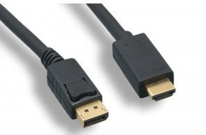 HDMI to DisplayPort ver. 1.2 - Deep Surplus