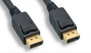 DisplayPort to DisplayPort (Ver. 1.2)