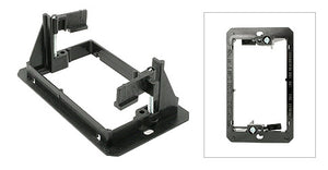 Low Voltage Dry Wall Mounting Bracket (Mud Ring) for Wall Plate Installation - Deep Surplus