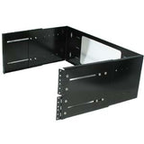 "Wall Mount Bracket for 19"" Patch Panels, Cable Mgmt & Switches - Deep Surplus"
