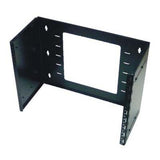 8U Adjustable Wall Mount Bracket for 19 Inch Equipment