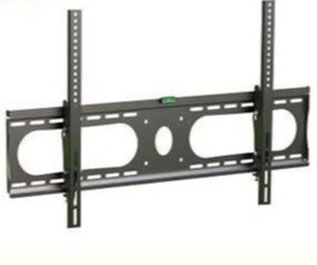 TV Tilt Wall Mount Bracket 36-65in 132lbs, Black - Deep Surplus